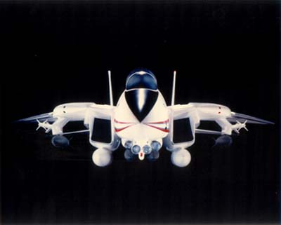 F-14A Proposal jet  prototype model