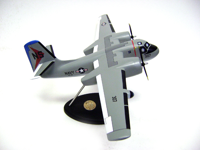 plane model custom paint job private collector