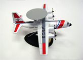 C-130 with custom Coast Guard paint job